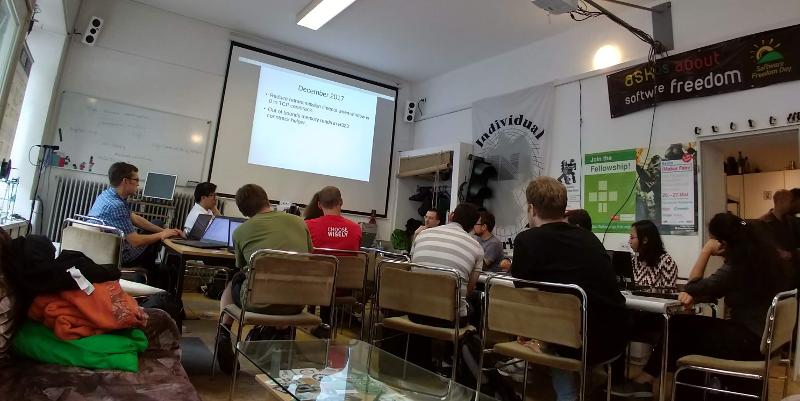 Netfilter Workshop 2018 Berlin summary