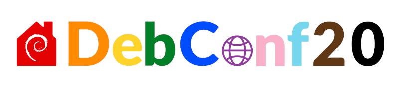 Debconf2020 logo