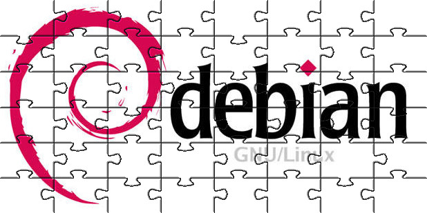 Debian is a puzzle