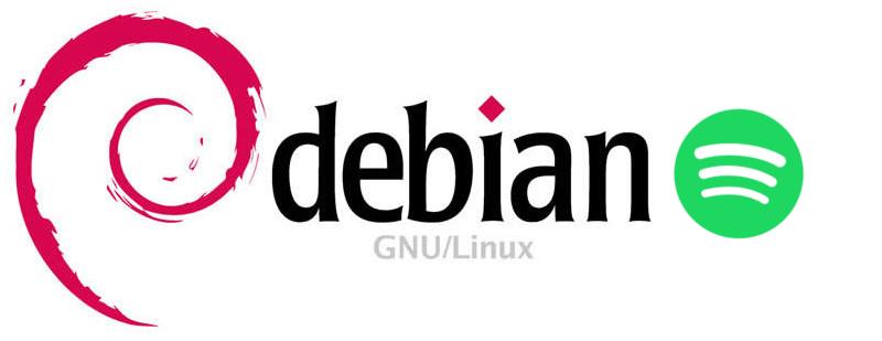 debian-spotify logo