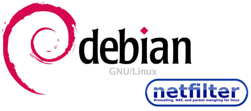 Netfilter software in Debian Buster